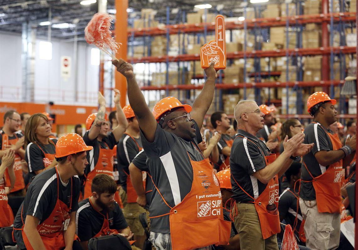 Huge Home Depot Warehouse Open Toledo Blade