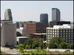 Grand Rapids, Mich., is a city of 188,000 with a metropolitan area of about 1 million.