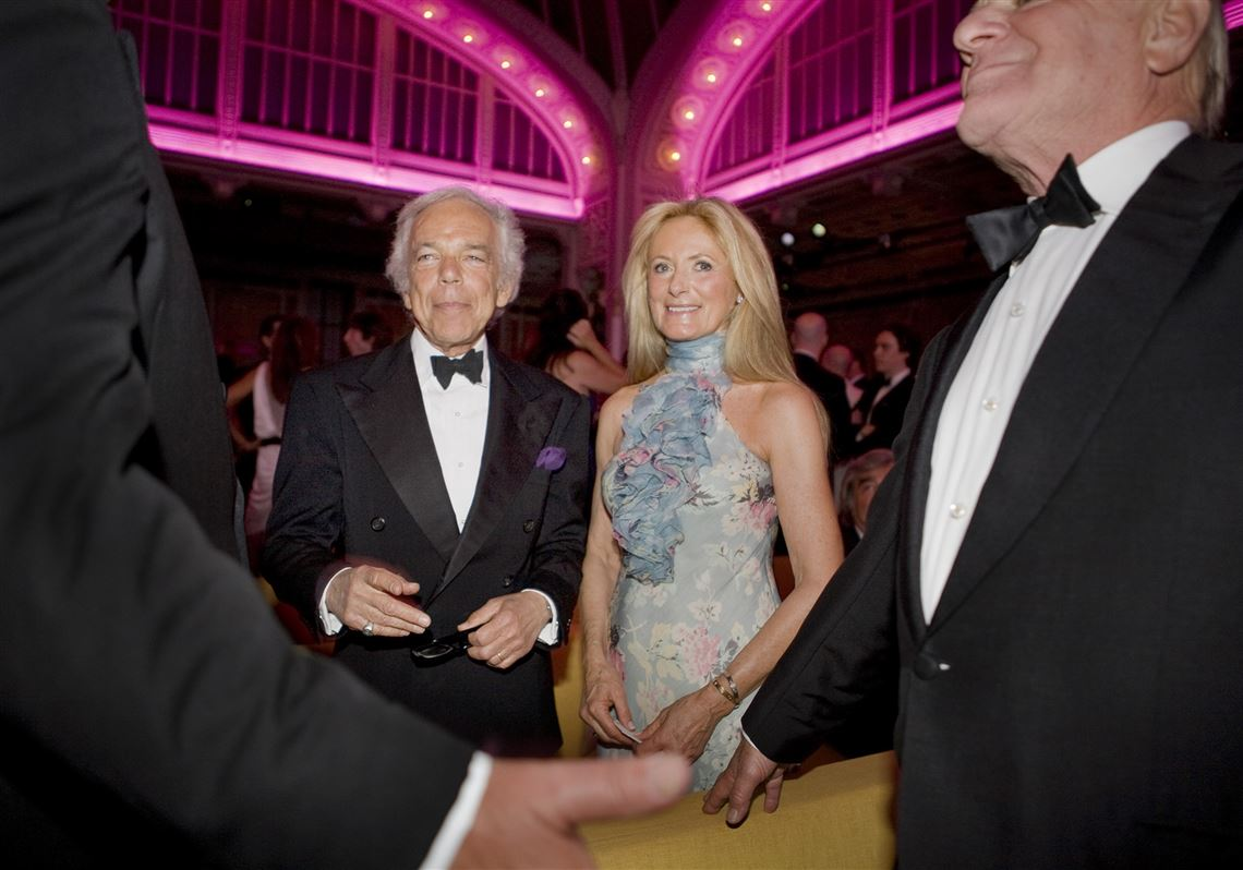 Ralph Lauren Creator Of Fashion Empire Steps Down As Ceo The Blade