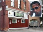 The Spigot Bar, 754 Western Avenue in Toledo, is pictured, Friday October 2, 2015.  Keshawn Groom, 21, was shot was shot and killed Thursday night after he fired at employees, authorities said.