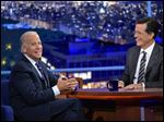 'Late Show' host Stephen Colbert turned an interview with Vice President Joe Biden about the recent death of his son into a powerful discussion about the impact a loss can have on family and the importance of faith and service.
