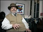 Chef Paul Prudhomme in February, 2007.