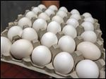 With egg supplies developing into a glut on the market, wholesale prices are near a five-year low.