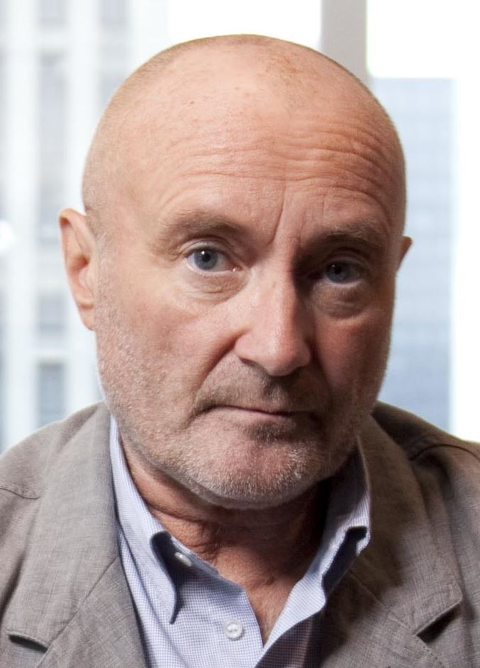 Phil Collins Autobiography To Be Published In 2016 The Blade