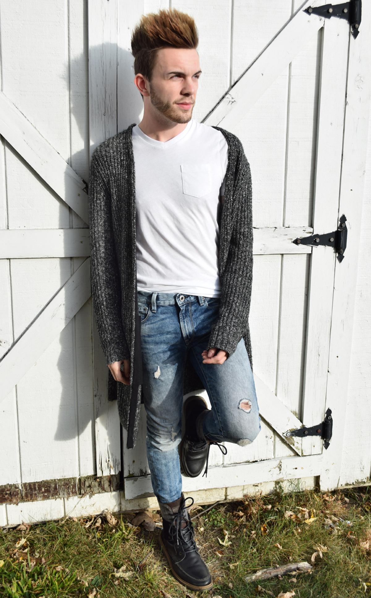 Duck boots men fashion - photo#21
