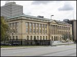 The U.S. District Courthouse received the poorest score in the country on its condition when re-evaluated last year.