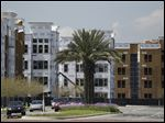 Building permits rose 4.1 percent in October to an annual rate of 1.15 million.