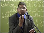During a prayer service at the Masjid Al Islam mosque on Friday, Imam Shamsuddin Waheed said the Paris attackers were not truly Islamic because they did not follow rules of the faith.