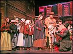 The Toledo Rep will stage its annual production of 'A Christman Carol' at 8 p.m. Dec. 4-5 and 2:30 p.m. Dec. 6 at the Valentine Theatre.