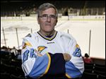Dennis Seymour created and made public a Toledo Walleye booster page on Facebook in June, 2011. The site draws a loyal following by fans.