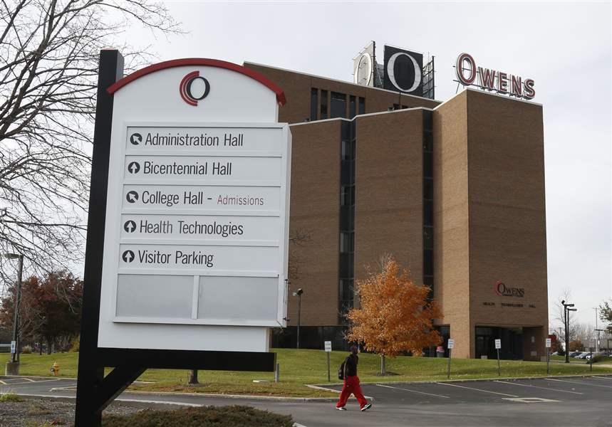Owens Community College Toledo Ohio 75