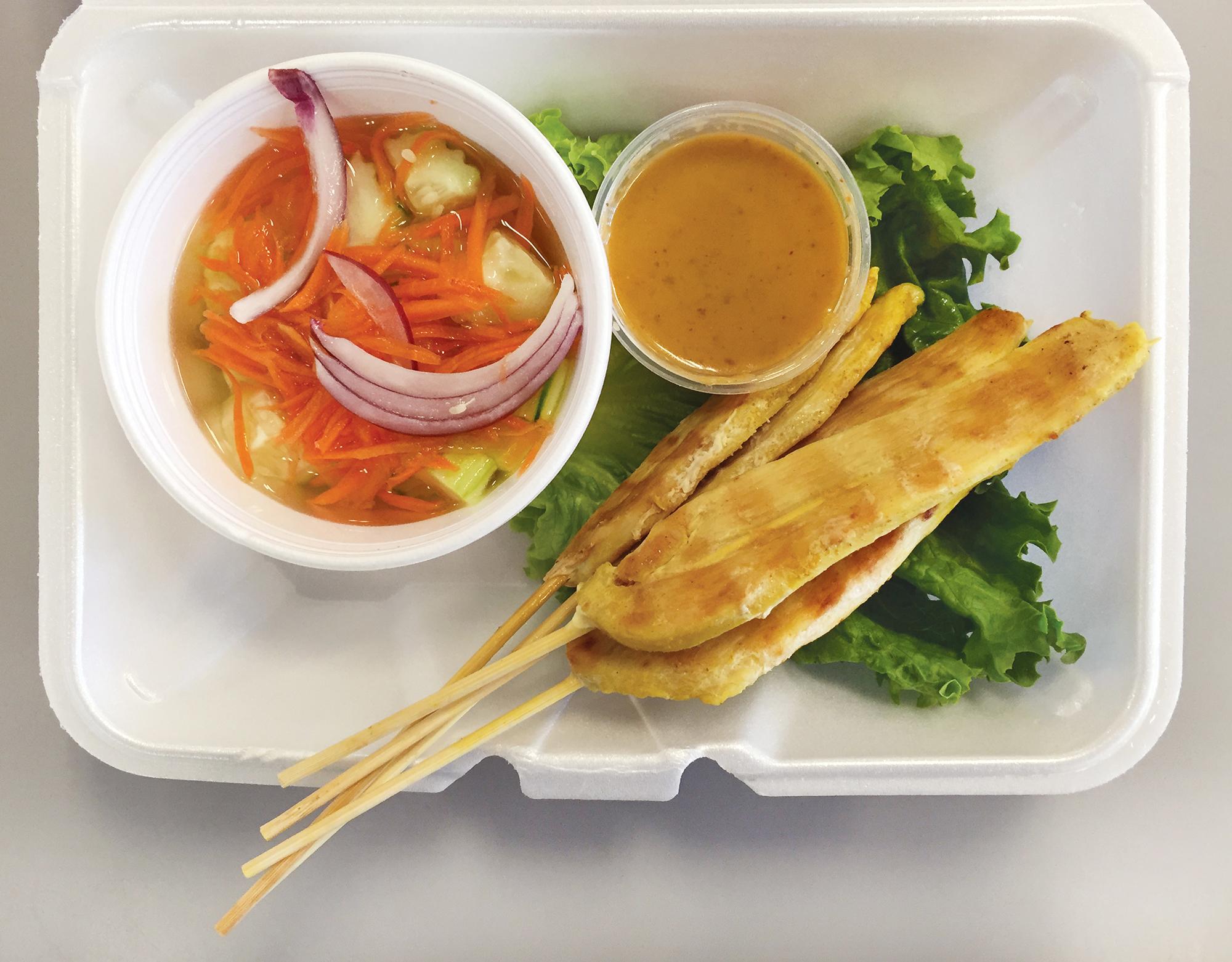 Thai Food Toledo Ohio