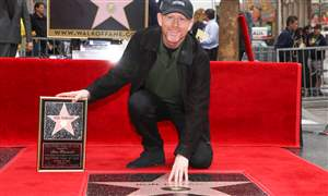 APTOPIX-Ron-Howard-Honored-With-a-Star-on-the-Hollywood-Walk-of