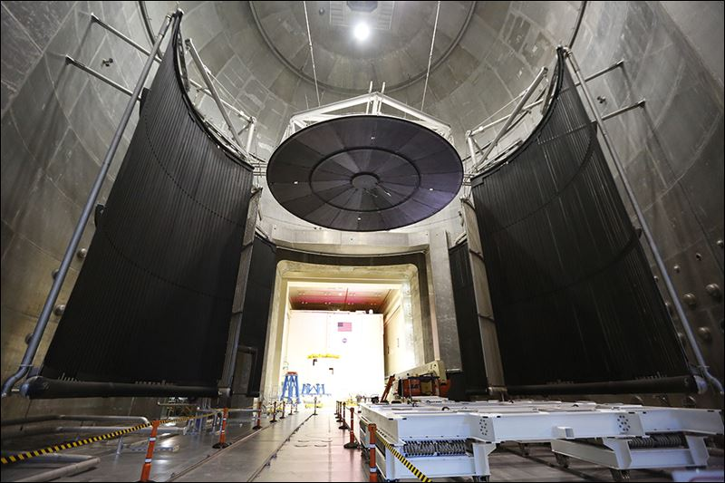 acoustic chamber plum brook nasa - photo #7