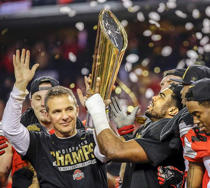 Ohio State defeats USC in Cotton Bowl