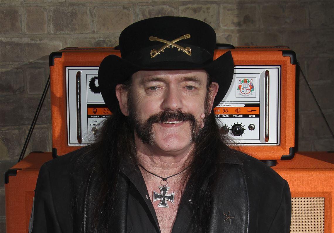 Motorhead frontman, rock icon 'Lemmy' Kilmister dead at 70