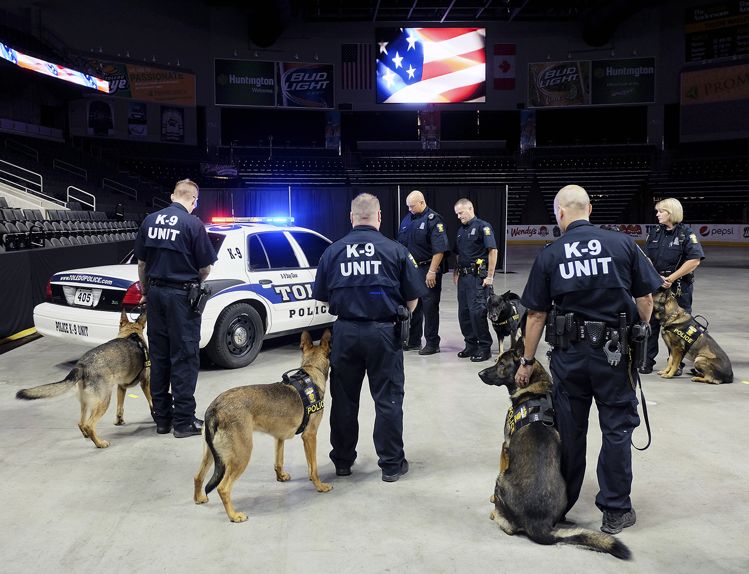 Donations Give Toledo Police Dogs Protective Vests The Blade