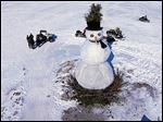 More than 2,500 people attended the inaugural Burning Snowman Festival last year in Ottawa County.