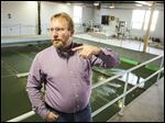 Doug Wagner, head of Oregon's city water filtration plant, said the algae problem isn't going to go away, so the city will 'hit it head-on' by using the new system.