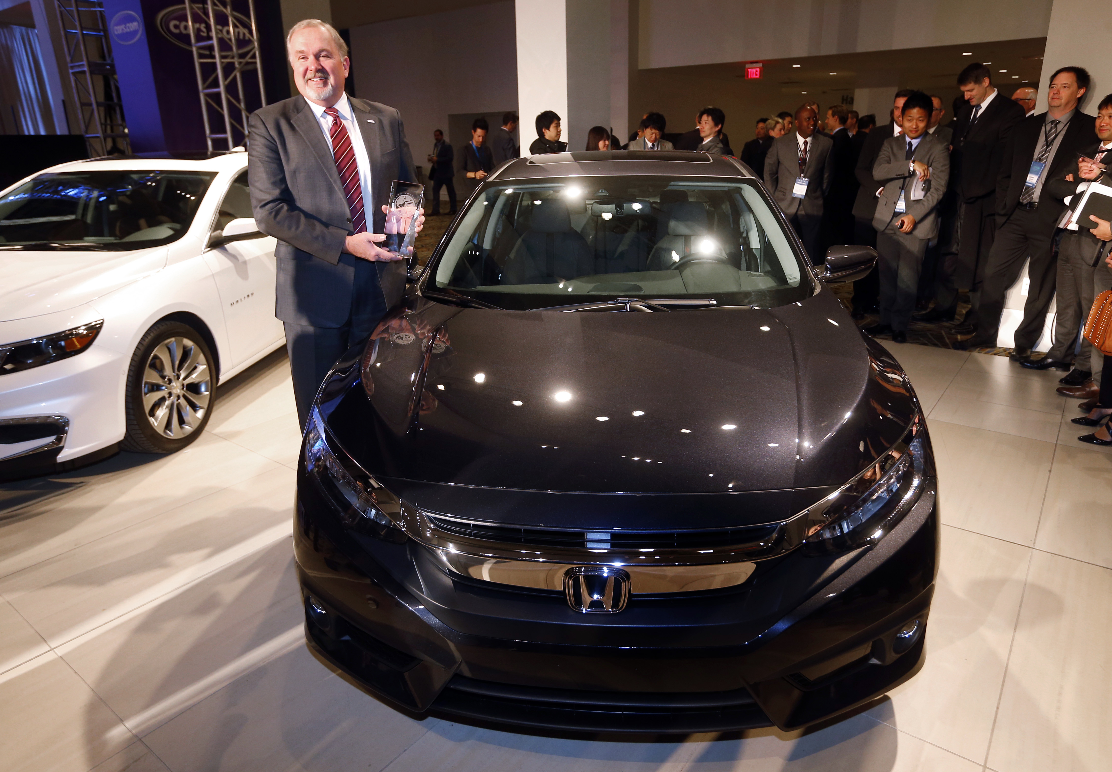 Honda, Volvo take top awards at the Detroit auto show - The Blade