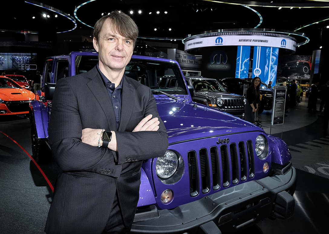 Jeep Wrangler Pickup >> Jeep chief says fans will be pleased with Wrangler redesign - The Blade