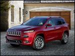 Fiat Chrysler has been forced to idle the production line for the Jeep Cherokee because of a parts supply issue.