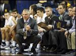 University of Toledo head coach Tod Kowalczyk recently won his 100th game on the Rockets' bench.