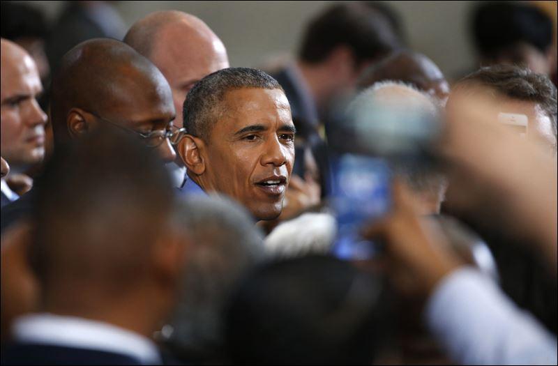 Obama Political Foes Ignoring Economic Success Toledo Blade