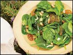 Leafy greens, such as spinach, are a good source of nitrates.