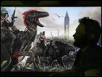 Jesse Rapczak's Studio Wildcard produced 'Ark: Survival Evolved' in time for the 'Jurassic World' premiere in June. The game puts the player in the shoes of a man or woman left alone to survive on an island populated by dinosaurs. The Internet has helped small video-game studios, such as Studio Wildcard, thrive alongside major producers, like Sony.