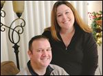 Jim and Nikki Cassidy of Toledo are using crowdfunding to help them to pay for the costs of adopting a child.
