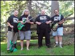Storm Bandits will play at the Highland Inn on Saturday.