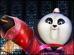 Mei Mei, voiced by Kate Hudson performing a ribbon dance in a scene from the animated film,