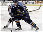 Walleye defenseman Scott Czarnowczan, in his second season as a pro, knows home-ice advantage in the ECHL playoffs is important.