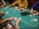 More casinos are replacing slot machines with poker and other table games. A study hints that millennials view slots as 'antisocial, nonintuitive, and generally boring.'