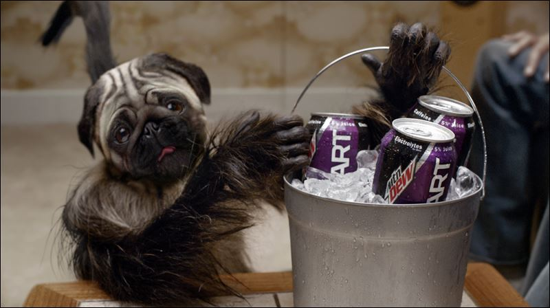 Offbeat humor and upbeat messages dominate Super Bowl ads
