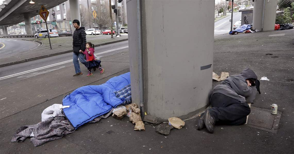 Personal essays on homelessness