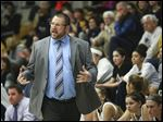 Whitmer girls basketball coach Sean Flemmings is 69-26 in four seasons. He will step down after this tournament run to take an administrative role at Washington Local Schools.