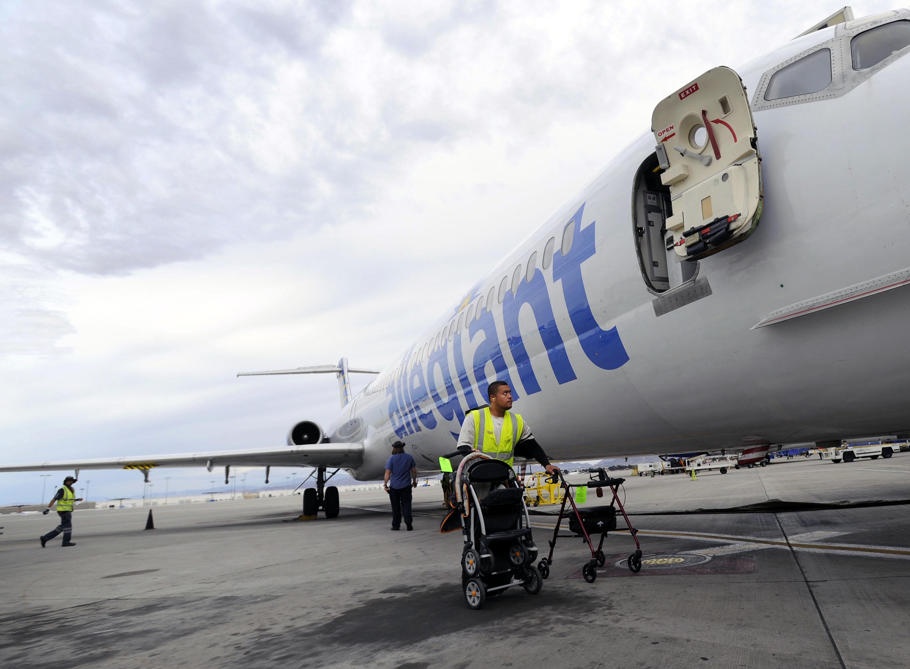 Allegiant Cancels 2 Flights Between Toledo Florida The