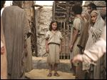 Adam Greaves-Neal stars as 7-year-old Jesus in 'The Young Messiah.' The film opened Friday.