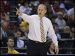 Michigan coach John Beilein has led his Wolverines through a rough regular season to advance.