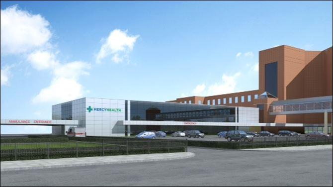 Mercy Announces 34 Million Expansion New Er Toledo Blade