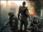 Game art from 'Tom Clancy's The Division.'