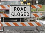 detroitave25p   The intersection of South Detroit Avenue and Copland Boulevard in Toledo is closed Thursday, June 25, 2015, as workers continue the road reconstruction project that is under way on the northbound side of Detroit Avenue.  The Blade/Dave Zapotosky