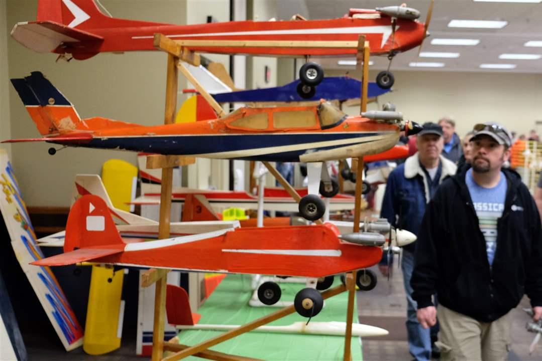 Toledo RC Model Expo - The Blade
