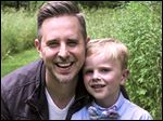 Matt Hammitt has taken time away from the Christian rock band Sanctus Real to be with his family, including Bowen, 5. Bowen was born with hypoplastic left heart syndrome.