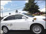 Google is a pioneer in self-driving technologies. The National Highway Traffic Safety Administration is looking at policies on how to deploy self-driving vehicles in about six months. Advocates said the cars are not ready for the road.