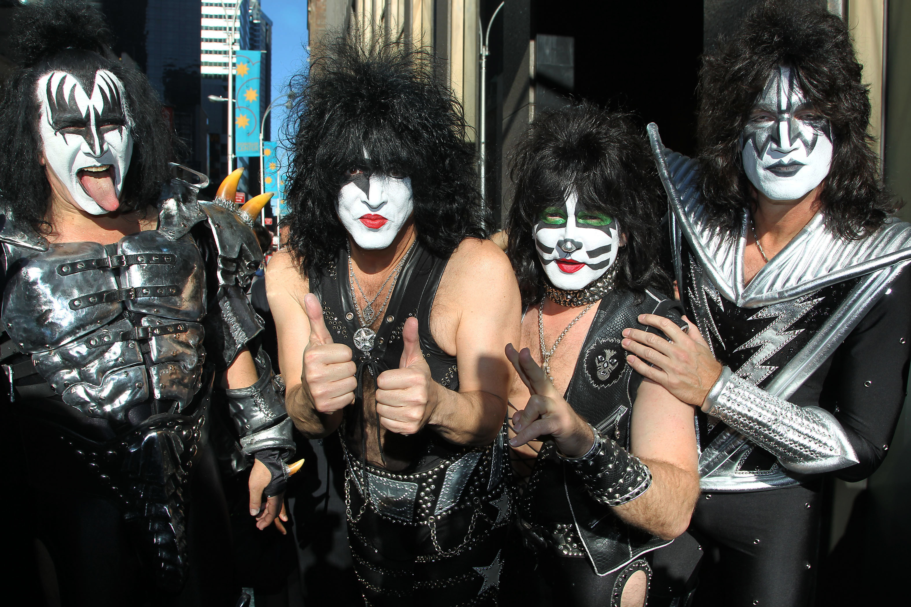 KISS concert scheduled for the Huntington Center - The Blade