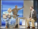 'Mamma Mia! will be performed at 7:30 p.m. Tuesday and Wednesday at the Stranahan Theater.