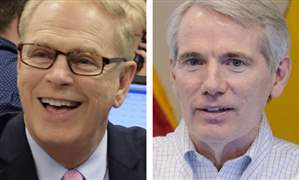 US-Senate-Ohio-strickland-portman
